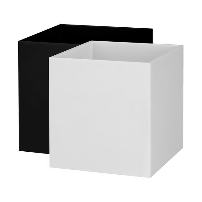 Vorteilspack Deko-Box (schwarz und weiß)